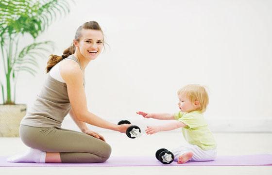Bí quyết giảm cân sau sinh hiệu quả và an toàn
