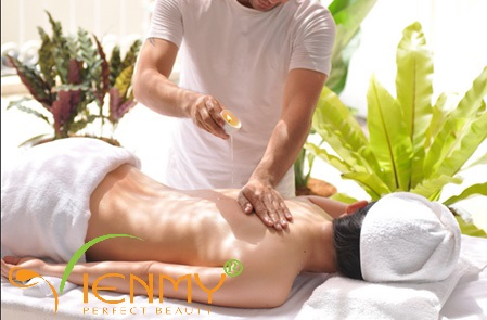 Hiệu Qủa Trị Liệu Kép Từ Nến Massage