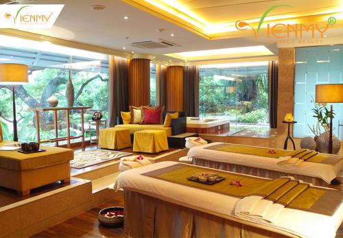 Mở hotel – resort spa thành công dựa vào dịch vụ setup