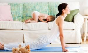 lấy lại vóc dáng giảm cân sau sinh